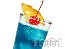 Рецепта Коктейл Син Хавай (Blue Hawaiian)